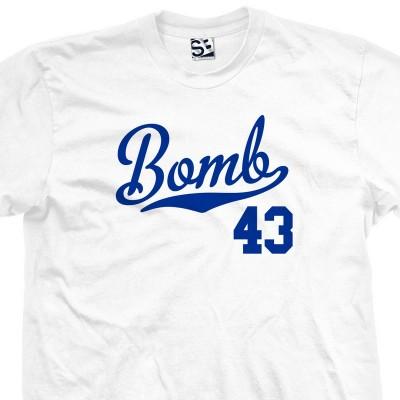 Bomb 43 Script T-Shirt