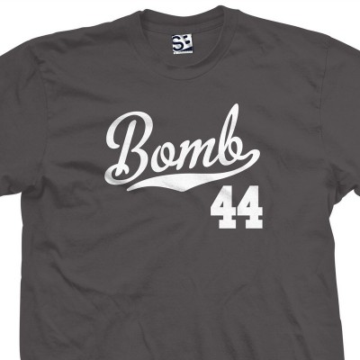 Bomb 44 Script T-Shirt