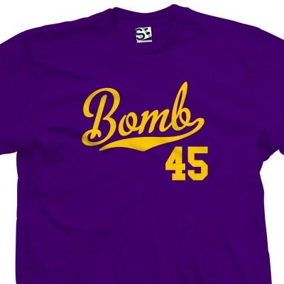 Bomb 45 Script T-Shirt