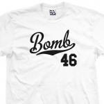 Bomb 46 Script T-Shirt