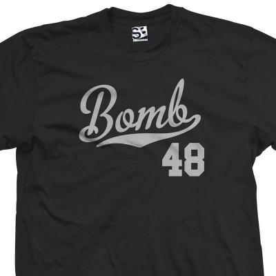 Bomb 48 Script T-Shirt
