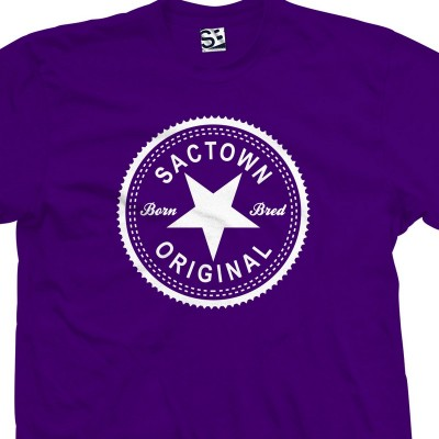 Sactown Sacramento Original Inverse Shirt