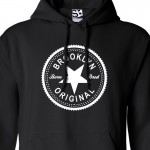 Brooklyn Born & Bred Original Inverse Hoodie