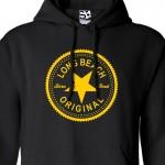 Long Beach Original Inverse Hoodie