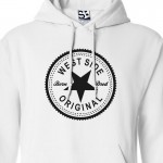 West Side Original Inverse Hoodie