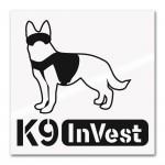 K9 Invest Classic Sticker
