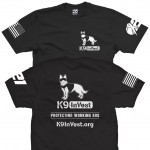 K9 Invest Classic Royal Blue Shirt