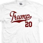 Trump 2020 Script T-Shirt