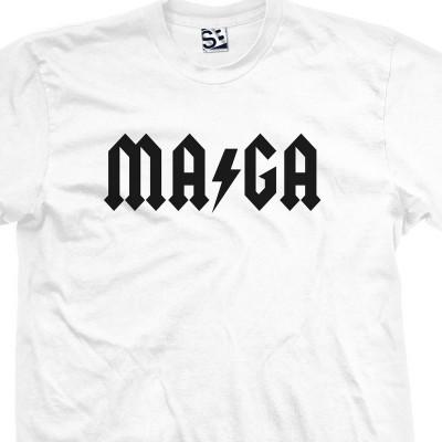 MAGA Rock Shirt