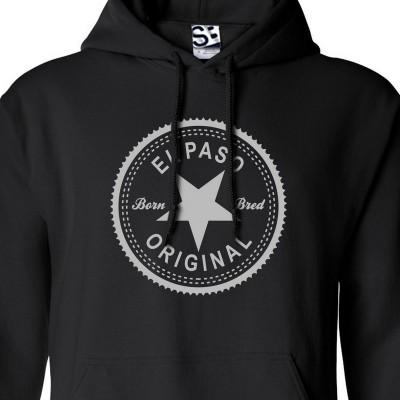 El Paso Original Inverse Hoodie