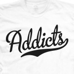 Addicts Baseball Shirt